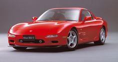 Mazda RX-7.