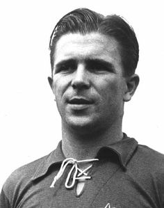 My Hungarian selection played 614 matches and scored a goal in 598. Really, who can say that? Puskas Ferenc