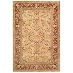 Persian Legend Ivory/Rust (Ivory/Red) 7 ft. 6 in. x 9 ft. 6 in. Area Rug