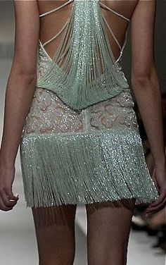 Spring 2013. Trend Report: Fashion inspired by the Roaring Twenties and the Flapper era. By Annick Gagnon