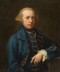 Pompeo Batoni  Portrait of a Gentleman, c. 1762  National Portrait Gallery DC   2004.86.1