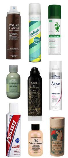 9 more reasons to use dry shampoo