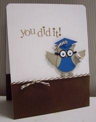 graduation cards handmade - Google Search