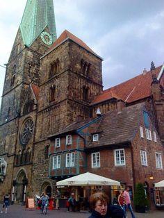 Bremen , Liebfrauenkirche
