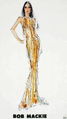 Classic Bob Mackie for Cher