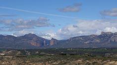 Pico del Águila (1620 metros), Salto de Roldán y Picón del Mediodía (1404 metros)