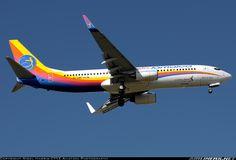 Air Jamaica (Caribbean Airlines) 9Y-JMC Boeing 737-8Q8 aircraft picture