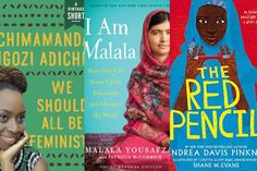 Take a look at 7 game-changing books for young adults! Including I AM MALALA and THE RED PENCIL.