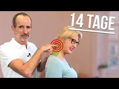 Nacken-Verspannung: Mache diese Übung 2 Wochen jeden Tag und schaue, was passiert! Many ways lead to the goal, but we want to solve your neck tension with just one simple exercise. You can find out exactly how the exercise looks in the video. Fitness Workouts, Yoga Fitness, Fitness Motivation, Easy Workouts, Health Fitness, Fitness Hacks, Easy Fitness, Cardio Yoga, Yoga Sequences