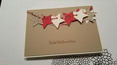 Weihnachtskarte 2016 stampin up Stempelwunsch.blogspot.de