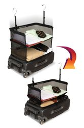 SHELVES-TO-GO PACKING SYSTEM  at CrewGear