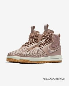 new styles b0026 e9911 Online Aa0283-600 Nike Lunar Force 1 Duckboot 17 Womens Lifestyle Shoes