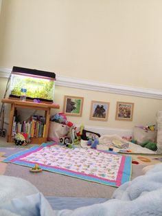 RIE infant play space