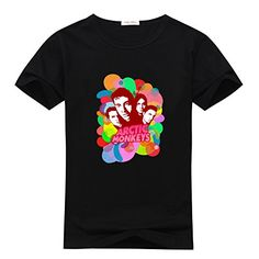 DanielSanta Womens Arctic Monkeys Band T-shirts - Pattern 1 - http://bandshirts.org/product/danielsanta-womens-arctic-monkeys-band-t-shirts-pattern-1/