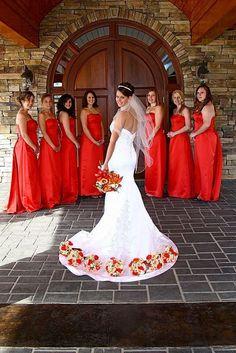 Wedding Photos With Your Bridesmaids 20