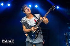 ONE OK ROCK performs at The Palace of Auburn Hills during the 5 Seconds of…