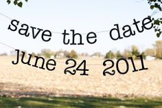 save the date wedding-ideas