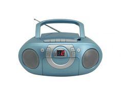 Soundmaster SCD5100BL - CD-Boombox - Radio's - 123platenspeler.nl