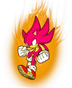 Super Sonic Saiyan God inspired from Goku of Dragon Ball Sonic Mania, Sonic Adventure, Goku, Dragon Ball, Sonic The Hedgehog, Anime, Fictional Characters, Inspiration, Inspired