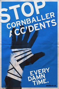 Cornballer Danger Awareness