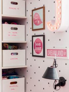 Decor: O quarto da Julia, Filha Mônica Martelli