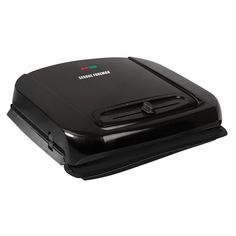 Cook up a family favorite with the George Foreman Removable Plate Grill. The premium ceramic-coated plates are more durable than previous George Foreman coatings, and they remove easily for fast cleaning in the dishwasher. George Foreman Electric Grill, George Foreman Grill, Best Charcoal, Charcoal Grill, Ceramic Grill, Ceramic Plates, Indoor Outdoor Grill, Classic Plates, Grill Sale