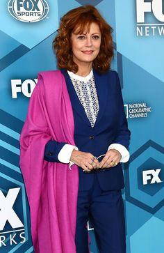Geena-Davis-Susan-Sarandon-FOX-Upfront-Presentation-2016-Red-Carpet-Fashion-Tom-Lorenzo-Site (4)