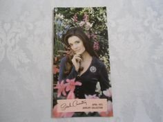 Vintage Sarah Coventry Catalog 1972 April Jewelry by ChellesJewels, $20.00