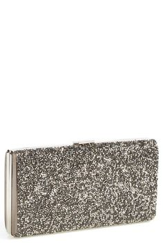 Natasha Couture Crystal Clutch available at #Nordstrom