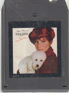 "Barbra Streisand - ""Songbird"" (1978), 8-track"
