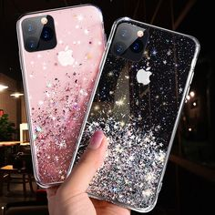 Luxury Glitter Star Case For Samsung Galaxy Note 10 9 8 Plus Cover on AliExpress Iphone 6, Apple Iphone, Iphone Cases, Galaxy A, Galaxy Note, Samsung Galaxy S Series, Capas Samsung, Accessoires Iphone, Glitter Phone Cases