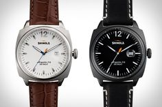 Shinola Brakeman Watch