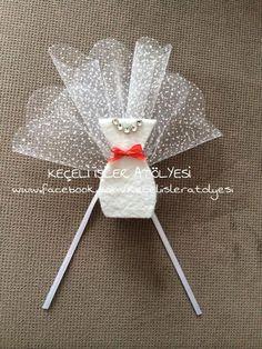 Size ve sevdiklerinize özel tasarımlar... Keçe Nikah Şekeri
