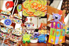 monster birthday party photos - Bing Images