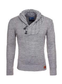 SChalkragen Pullover verziert