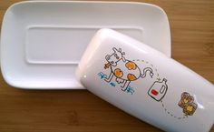 Fun and Educative Buttercase Brand new by lotusStudioo on Etsy, $7.00