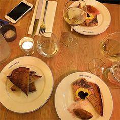 Canard & Champagne, the super glam' neo bistro