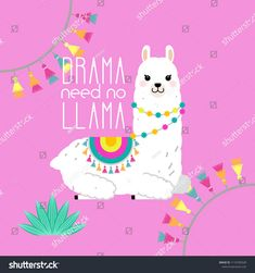 Cute llama and alpaca illustration for nursery design, poster, greeting, birthday card, baby shower design and party decor Nursery Design, Nursery Art, Llama Images, Llama Face, Blank Business Cards, Cute Llama, Llama Alpaca, Baby Art, Kawaii