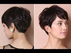 How To Cut A Short Graduated Bob Haircut Step By Step - Classic bob haircut tutorial - Hairbrained - YouTube