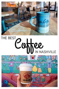 Looking for the best coffee in Nashville? Here's a comprehensive list of the best coffee shops in Nashville that are local favorites for coffee lovers. Nashville Shopping, Nashville Vacation, Tennessee Vacation, Nashville Tennessee, Tennessee Usa, Nashville Coffee Shops, Visit Nashville, Tn Usa, Usa
