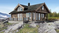 Real Estate, Cabin, House Styles, Home Decor, Lily, Decoration Home, Room Decor, Real Estates, Cabins
