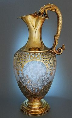 Wine Jug, London - 1865