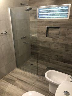 Steel Framing, Downstairs Bathroom, Easy Crafts, Home Goods, Toilet, Bathtub, Simple, Bathroom Ideas, Bathrooms