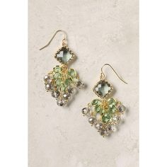 Gallatin Earrings, found on polyvore.com