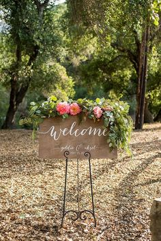 Wooden Wedding Welcome Sign Wedding Signs by PaperandPineCo Ceremony Signs, Wedding Ceremony, Our Wedding, Wedding Sparklers, Wedding Backdrops, Ceremony Backdrop, Wedding Music, Wedding Seating, Wedding Table