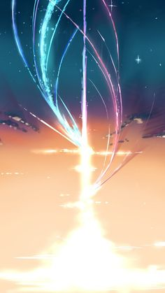 Find the best Kimi No Na Wa Wallpapers on GetWallpapers. We have background pictures for you! Kimi No Na Wa Wallpaper, 1440x2560 Wallpaper, Night Sky Wallpaper, Wallpaper Animes, Anime Scenery Wallpaper, Animes Wallpapers, Your Name Wallpaper, Wallpapers En Hd, Your Name Anime