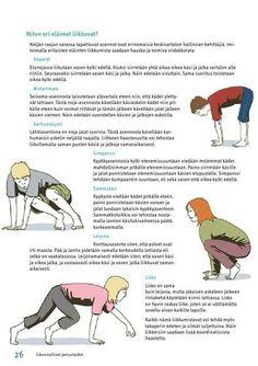 Liikunnalliset perustaidot -kerhovihko Yoga For Kids, Exercise For Kids, Motor Activities, Activities For Kids, Pe Lessons, Early Childhood Education, Gross Motor, Working With Children, Home Schooling
