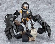 Black Rock Shooter: Strength Animation Ver. 1/8 Scale PVC Statue | Yorokonde.de - Ihr Online-Shop für original Anime-Figuren und Modellbausätze aus Japan