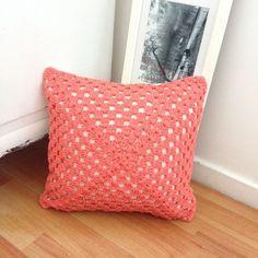 Almohadón Crochet Juana - comprar online