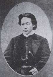 土方歳三(武士) Hijikata Toshizo (samurai)